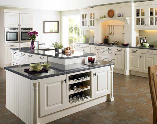 Traditional Kitchen Furniture Design Limerick - Cambridge Kitchen ...