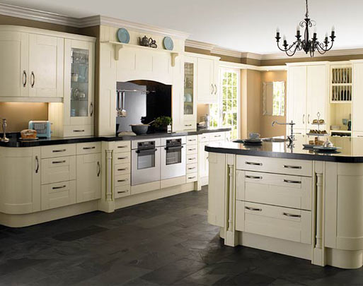 Incroyable Malham Ivory Kitchens