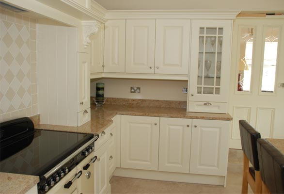 Painted Kitchens Limerick - Dovetail Painted Kitchen ...