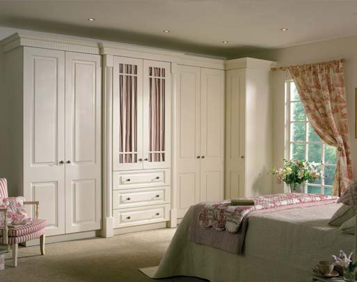 Prague Ivory Bedrooms. Contact Dovetail Bedroom Furniture Limerick