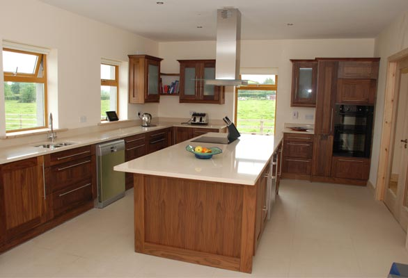 Kitchen Design Ideas Ireland walnut kitchens limerick - dovetail walnut kitchen design ireland